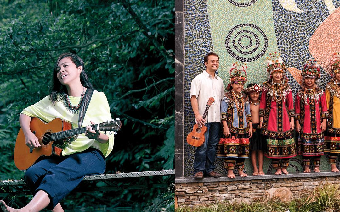 【全球Focus】砂拉越雨林世界音乐节20周年:走进台湾排湾族的古调世界