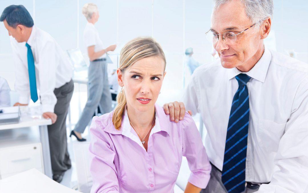 【华丽上班族2.0】职场性骚扰,妳会站出来吗?
