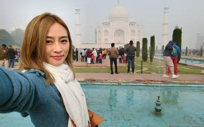 【我们旅行中】美女背包客的16天独自闯荡北印度之旅