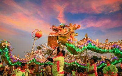 海外华人如何欢庆农历新年?