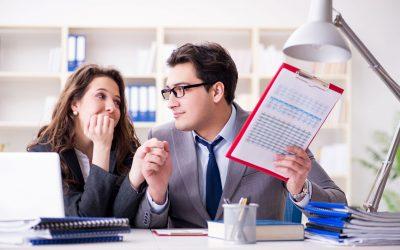 【华丽上班族2.0】办公室容不下情侣?