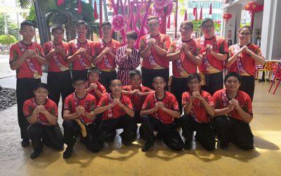 【全球华人】结合传统与创意的00后 – 宏冠舞狮团