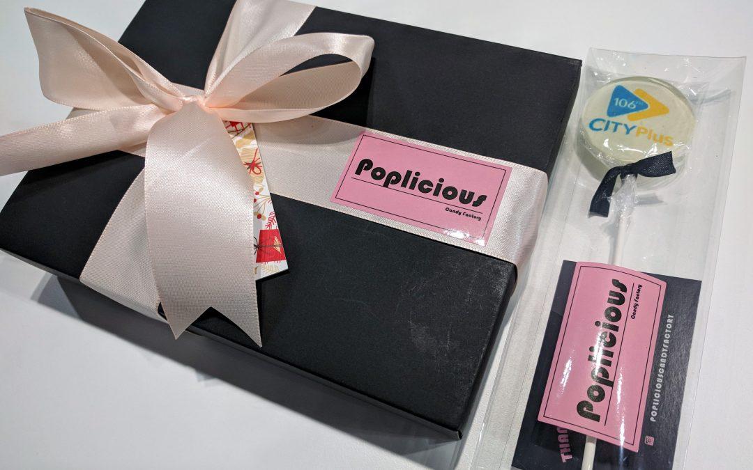 【创业Y世代】为你专属特制的甜蜜和感动:Poplicious Candy Factory
