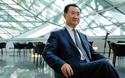 【新闻】王健林新目标转向区块链  不涉ICO