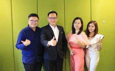 【A+人物】波士级的人脉学 – A+ Boss 理财集团 创办人 Joe Yew Sin Yoo 饶新羽