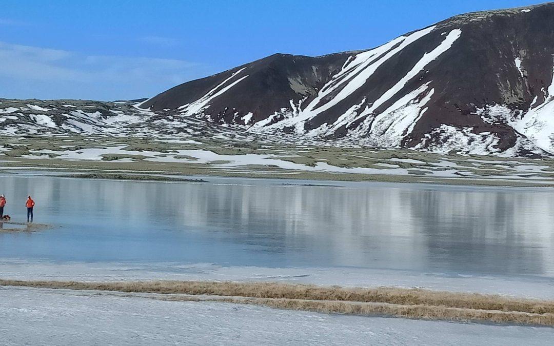 【我们旅行中】到冰岛追极光
