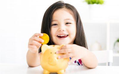 【理财怎么办】教孩子认识财富与分享财富