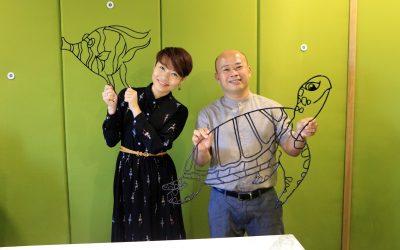 【世界正经事】烧焊也有出头天-铁线艺术创新局