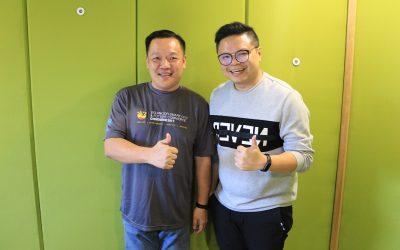 【A+人物】从媒体人变科技达人-杨凯斌 的华丽转身