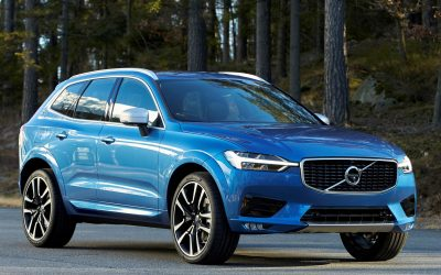 【头文字C】世界年度风云车 (World Car Of The Year) – Volvo XC60