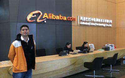 【全球华人】alibaba御用讲师LeikHong到杭州总部的学习之旅