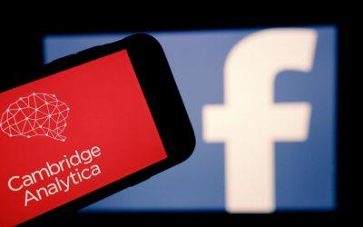 【新闻】Facebook个资风暴落幕,祸首剑桥分析宣告破产倒闭