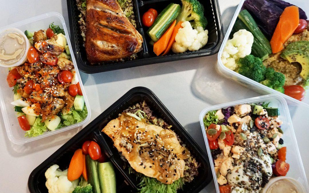 【创业168】好味健康餐-把男朋友的客户变成自己的客户