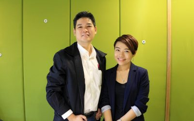 【全球华人】专访alibaba.com御用讲师LeikHong