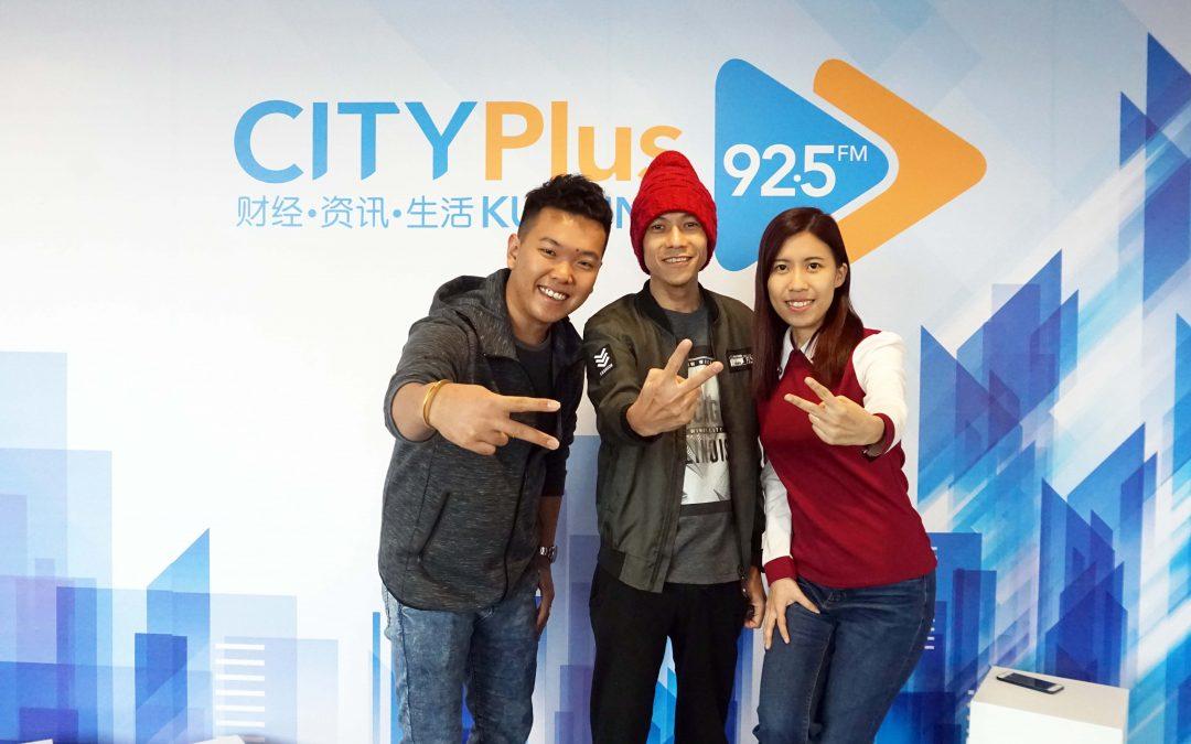 【城市VIP】摇滚网红—RamboChai蔡阿保:Kuso影片能让观众快乐,所以我快乐