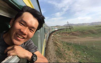 【我们旅行中】28天从马来西亚搭火车到西伯利亚铁路
