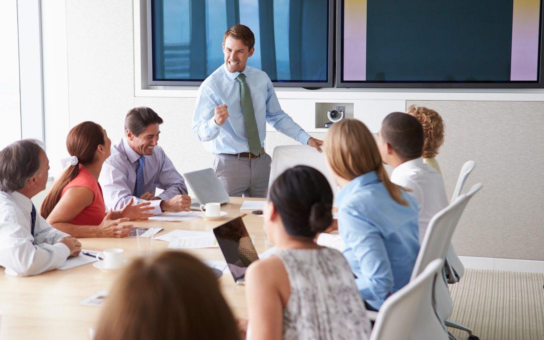 【华丽上班族2.0】当老板和你说:你是最棒的你知不知道?