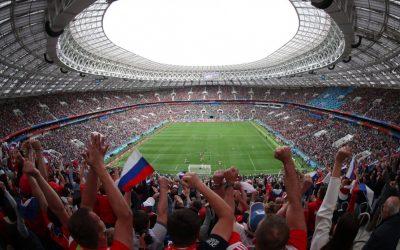 【科技】虚拟影像裁判、连网智慧足球,一窥FIFA世界杯亮点科技
