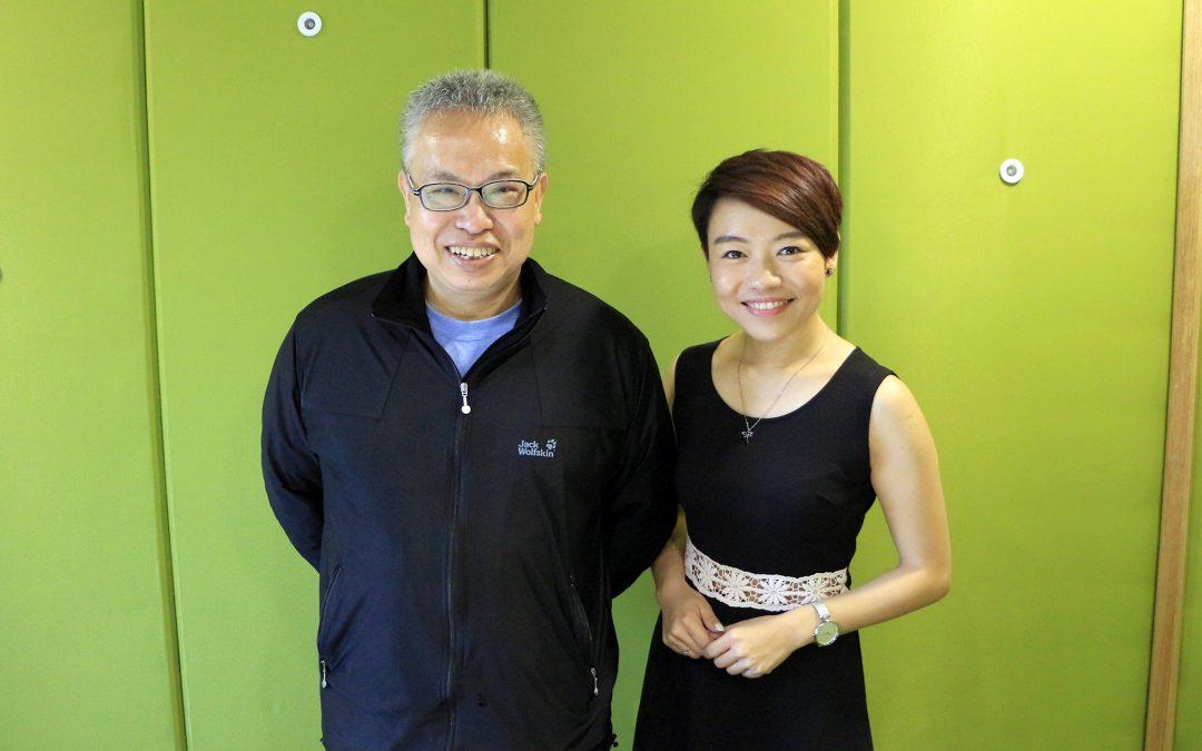 【阅读天下】台湾著名出版人傅月庵怎么看这时代的阅读风气
