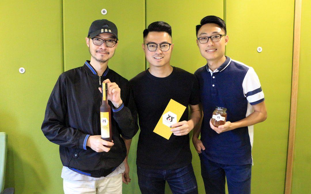 【创业Y世代】创意结合蜂蜜与甜品的redNose Honey