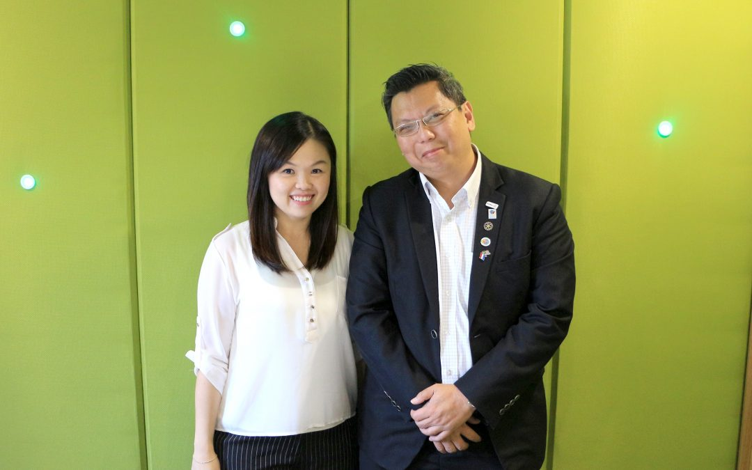 【关键决策人】马来西亚避雷防雷专家 JCGMegatech吴炡明