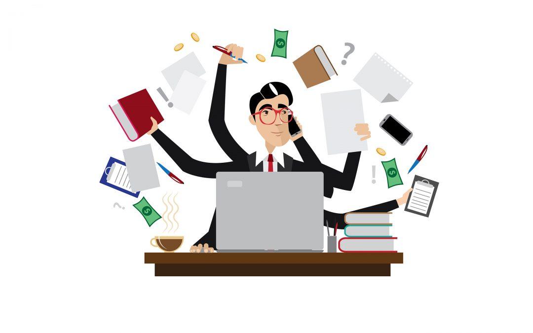 【华丽上班族2.0】懂得將工作简化,你就不会瞎忙!