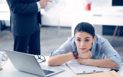 【华丽上班族2.0】培养情绪灵活度,驾驭职场负面情绪
