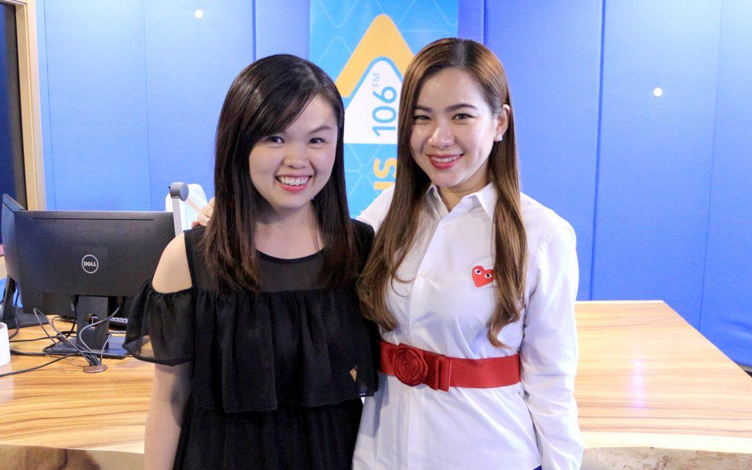 【遇见美丽的她】国际食品产业的闪亮大使 Wendy San