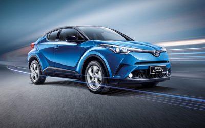 【头文字C】酷炫Toyota C-HR 1.8 驾后感