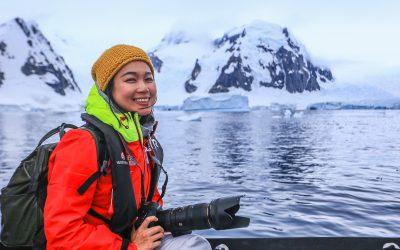 【我们旅行中】花五位数到南极玩什么?