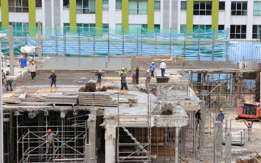 【Skyline】建筑业的职业安全管理