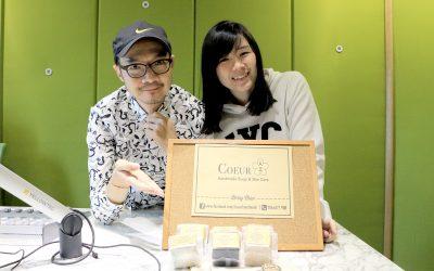 【创业Y世代】为了家人而研制的手工皂 – Coeur Handmade
