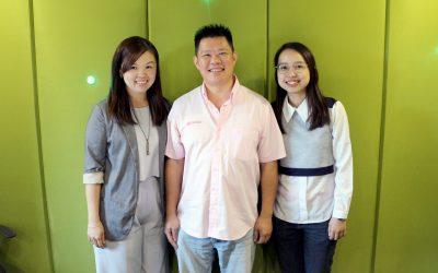 【关键决策人】童婴诞生纪念品行业先驱 Kean Ng