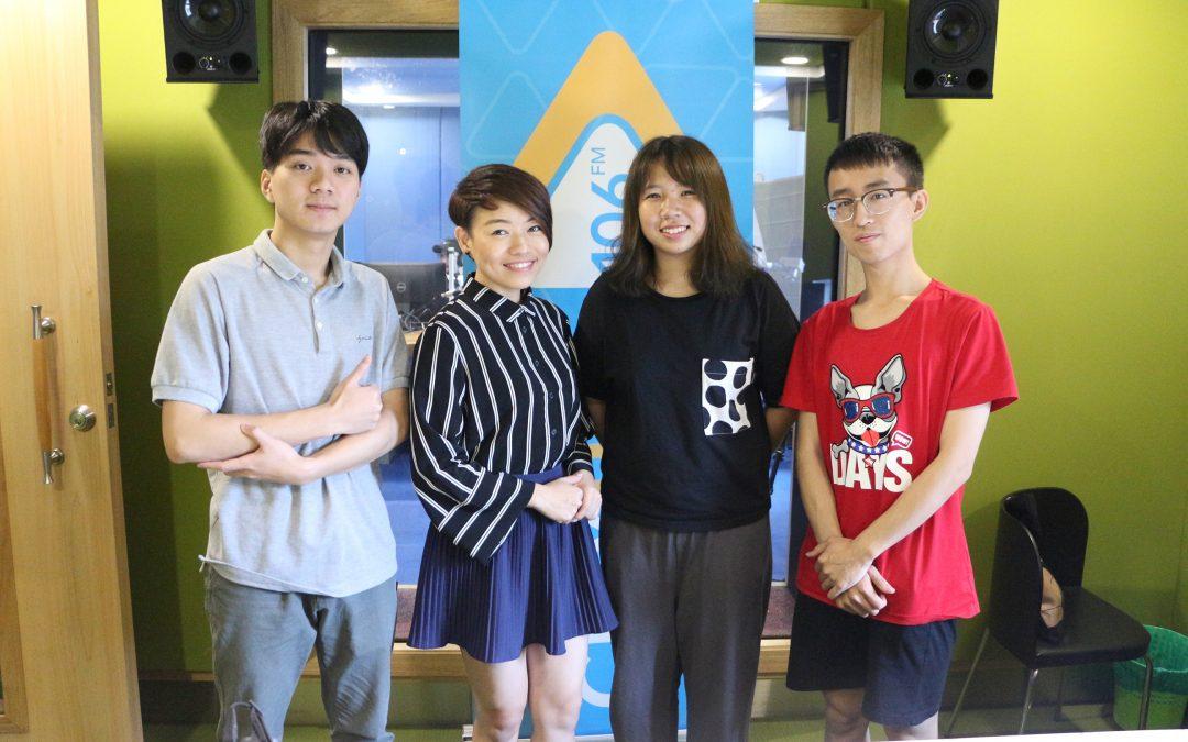 【全球华人】中国汕头大学来马拍摄音乐纪录片《聚光灯外》