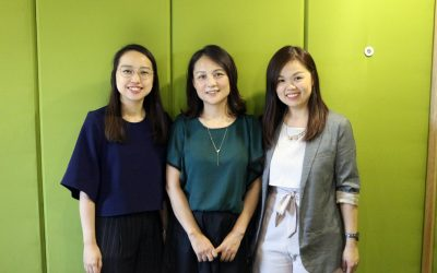 【遇见美丽的她】台湾亲子共读的爱阅推手蔡明洒