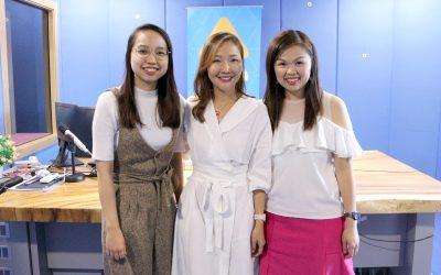 【遇见美丽的她】拥抱自然的美妆市场推手 Caroline Oi