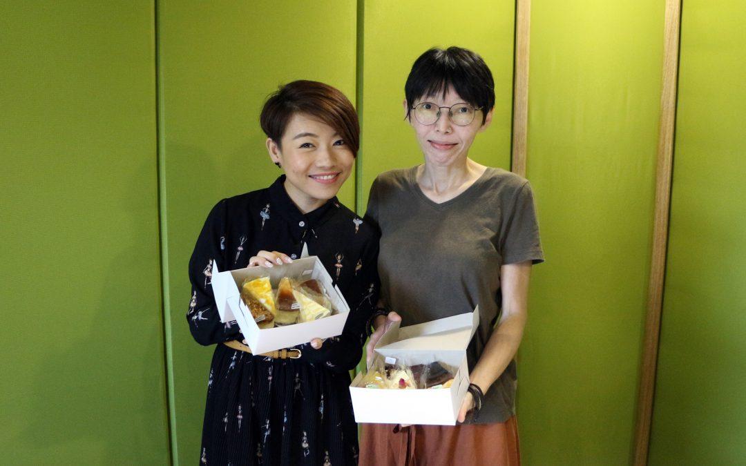 【我是小人物】深夜烘焙的猫头鹰蛋糕师Sherilyn Kang