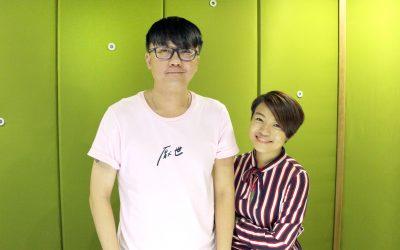 【全球华人】入围三次-大马人李霖松终于获颁台湾广播金钟奖