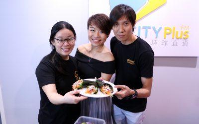【下班吃什么】吃一顿洗涤身心灵的无肉寿司 Sushi Kithchen
