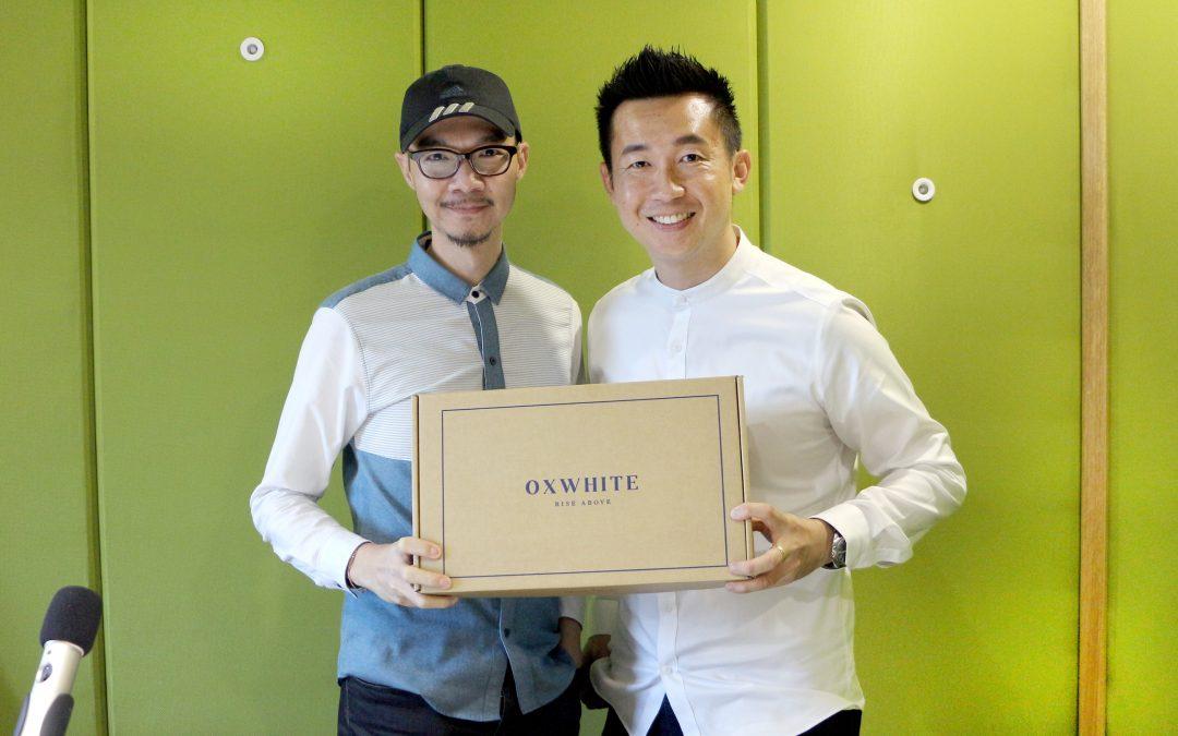 【创业新世代】白马王子必备的贴身战衣 – OXWHITE™ 白衬衫