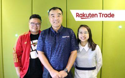 【一股作气】认识 Rakuten Trade与 iSPEED.my