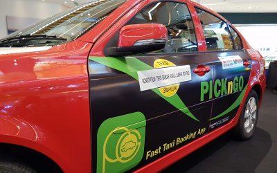【科技360】PicknGo – 重新定义的士业的春天