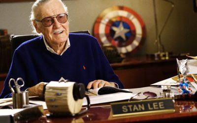 【下班有话题】陪了我们一个世纪的 MARVEL 超级英雄,谢谢 Stan Lee!