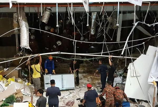 【下班有话题】古晋商场爆炸案:餐厅业者的安全管理