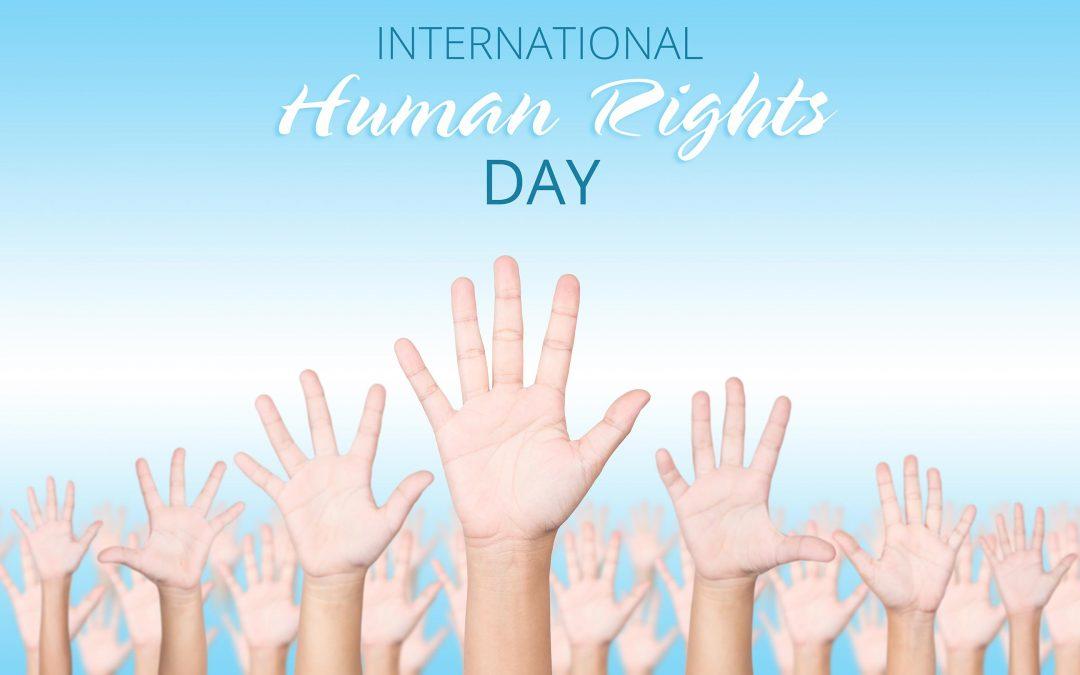 【下班有话题】世界人权日:带你关注人权的基本意识