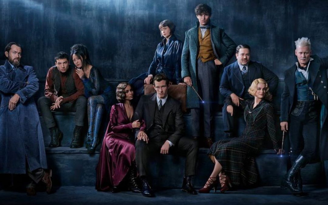 【一出好戏】魔力不再的Harry Potter系列Fantastic Beasts:The Crimes of Grindelwald?