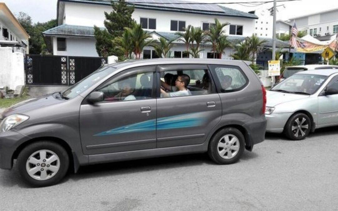 【就差你一票】漂白私家车载孩子很非法?