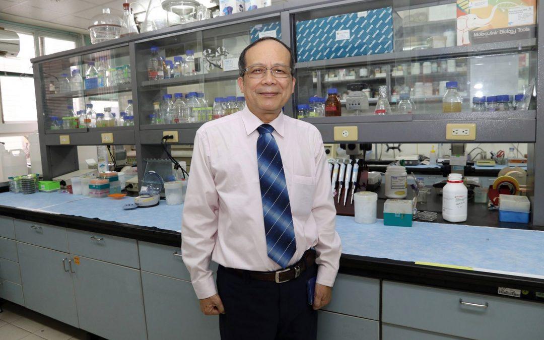 【A+人物】植物的医生 – 黄振文博士