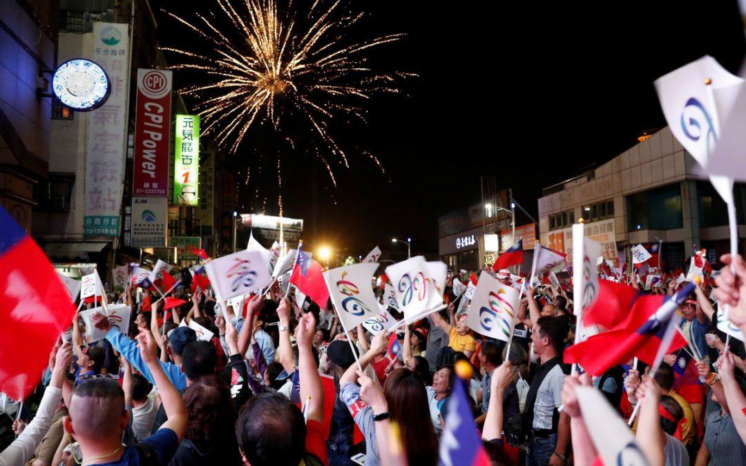【全球华人】台湾九合一选举及公投给大马人的民主启示