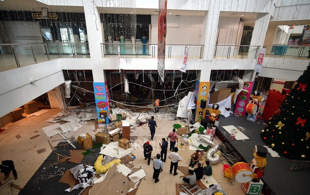 【下班有话题】古晋商场爆炸案 | 餐厅业者的安全管理!